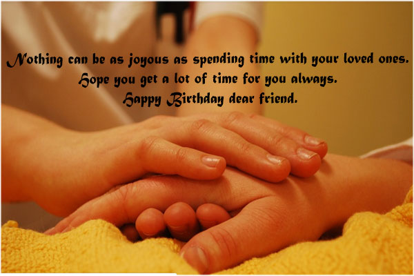 Happy birthday friend quotes with pictures for whatsapp facebook