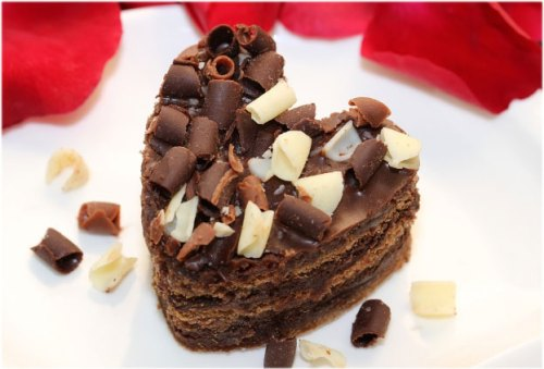 Chocolate Cake Wallpaper Photo Pictures Pics for a lover cake download