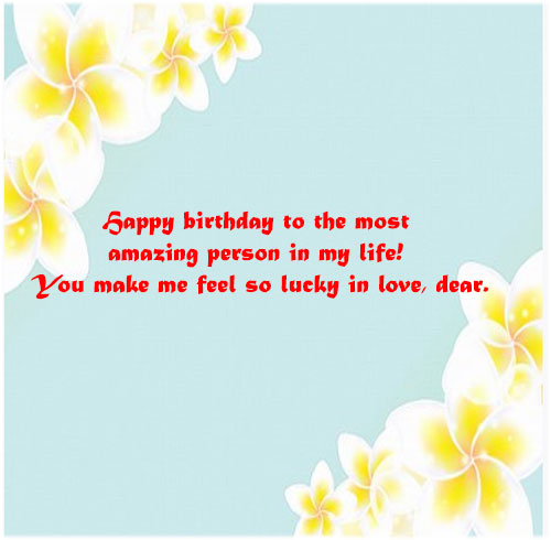 Birthday wishes for lover images pics photo hd download free