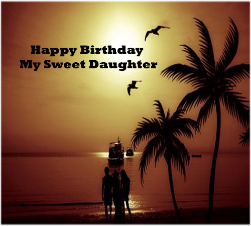 Birthday images for Daughter girl from dad