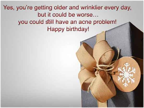Hilarious Funny Birthday Wishes For Brother