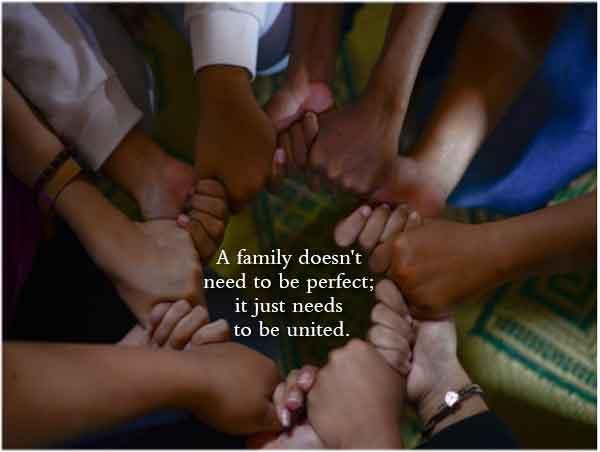 Family Unity Quotes
