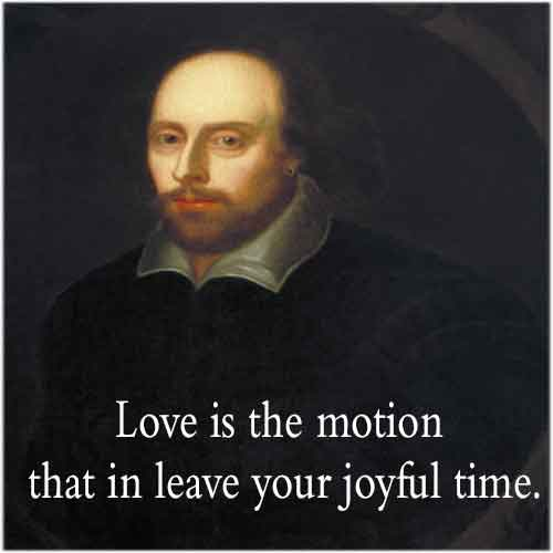 Famous Shakespeare lines