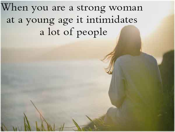 Independent Hard Working Woman Quotes