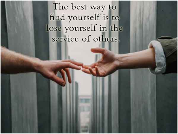Inspirational Quotes for Volunteers