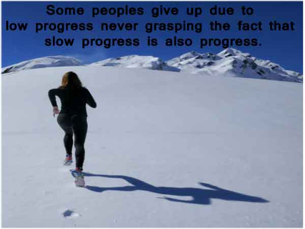 Famous Quotes on Progress