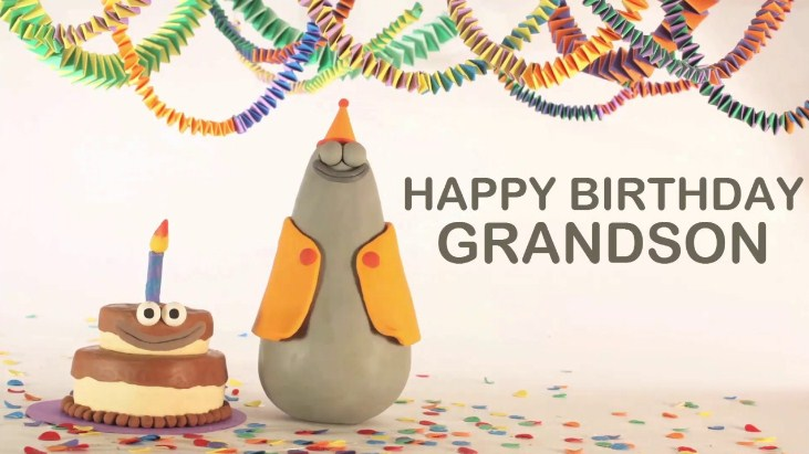 Awesome Birthday Wishes For Grandson 2017
