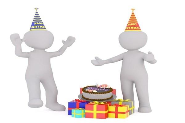Short Prayers for Birthday Celebrant