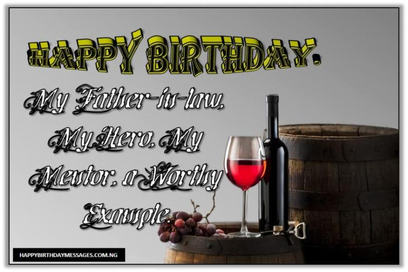 70 happy birthday wishes for father in law happy birthday messages birthday wishes for father in law m4hsunfo