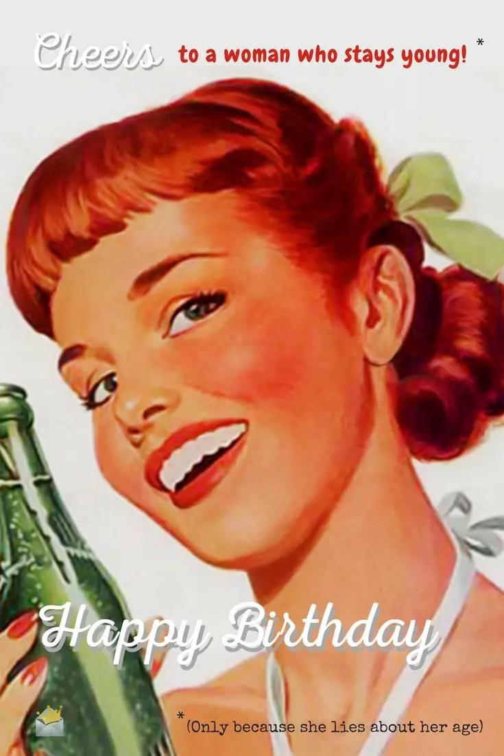 Happy Birthday Funny Girl Images : happy, birthday, funny, images, Funny, Birthday, Wishes, Surely, Smile