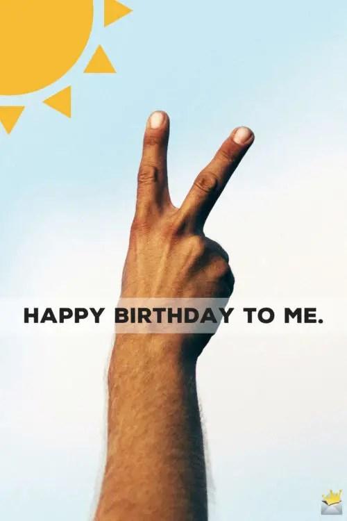 Happy Birthday Short Video Free Download : happy, birthday, short, video, download, Birthday, Wishes, Myself, Happy