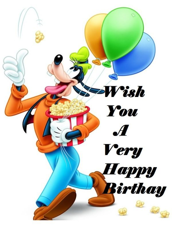 Happy Birthday Cartoon Images : happy, birthday, cartoon, images, Cartoons, Birthday, Wishes