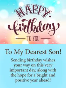 Happy 16th Birthday Son From Mom : happy, birthday, Birthday, Wishes:, Wishes, Parents