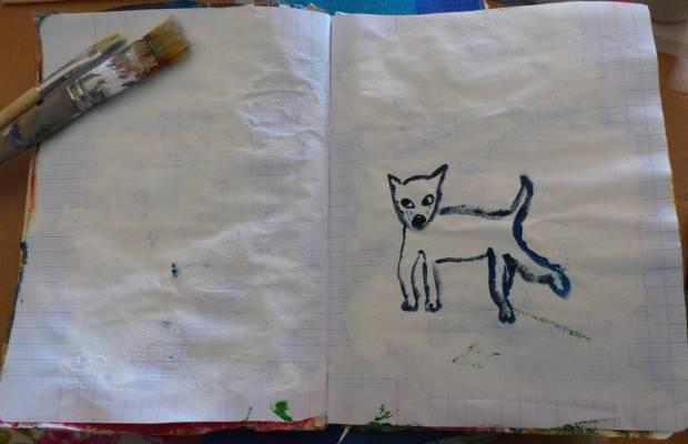 hb-art journaling 4