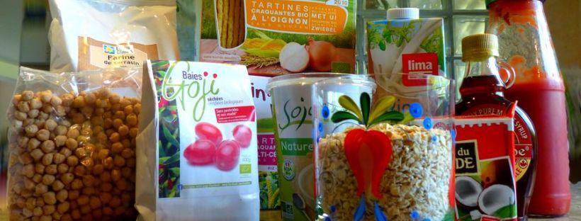 10 ingrédients indispensables dans sa cuisine, ingrédients santé, changer ses habitudes alimentaires, rééquilibrage alimentaire