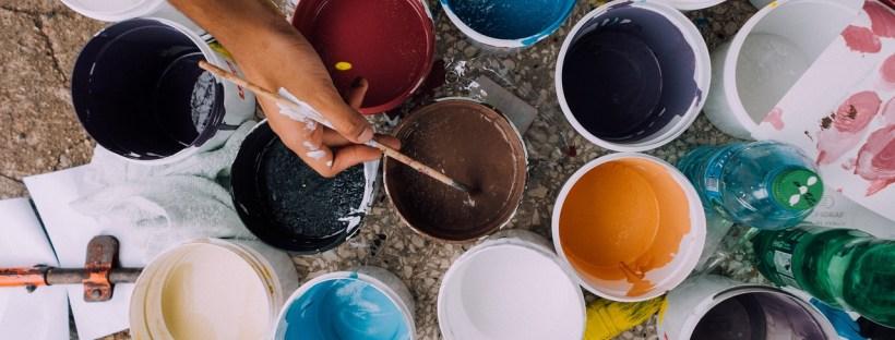 créer comme un artiste, art, activités enfants, initiation