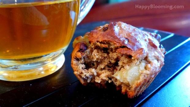 muffins poire chocolat sans gluten sans oeufs free recette automne
