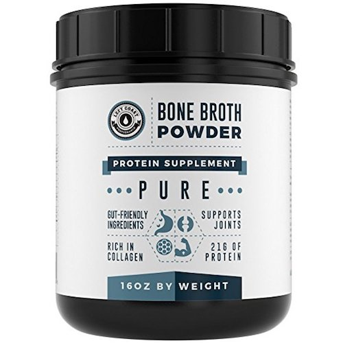 Top 10 Best Bone Broth Protein Powders Reviewed in 2019 ...