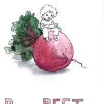 B is for Beet. 2015