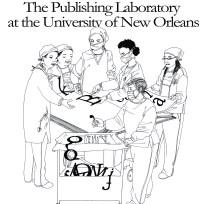 UNO Publishing Lab. Poster. 2015
