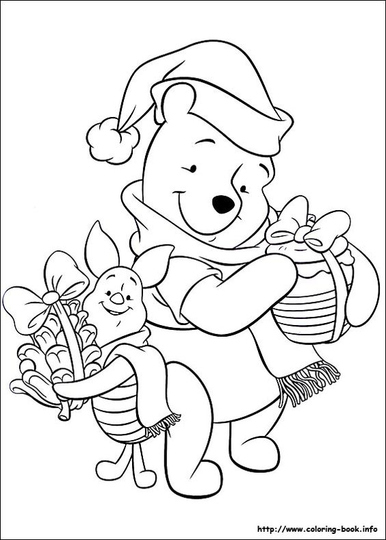 Christmas Coloring pages #53 Coloring Pages to Engage Your