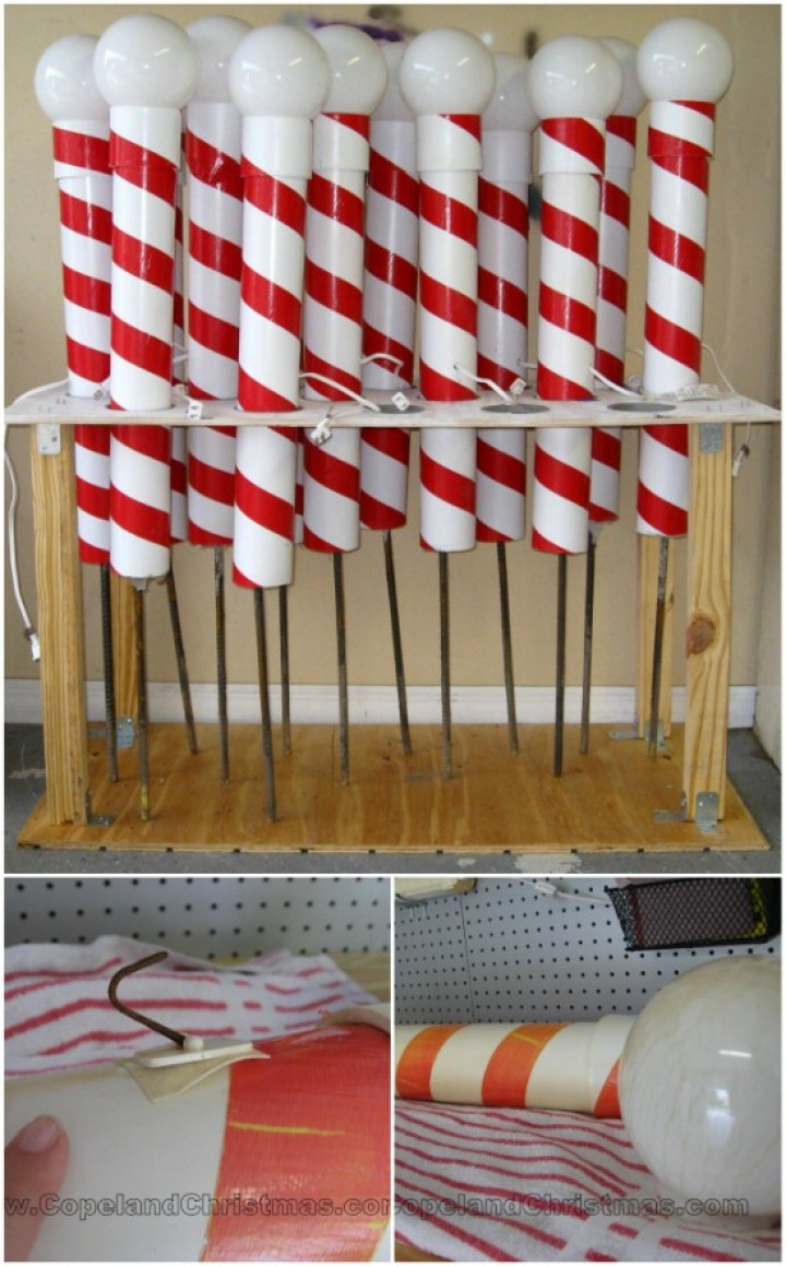 Diy Tinsel Decoration
