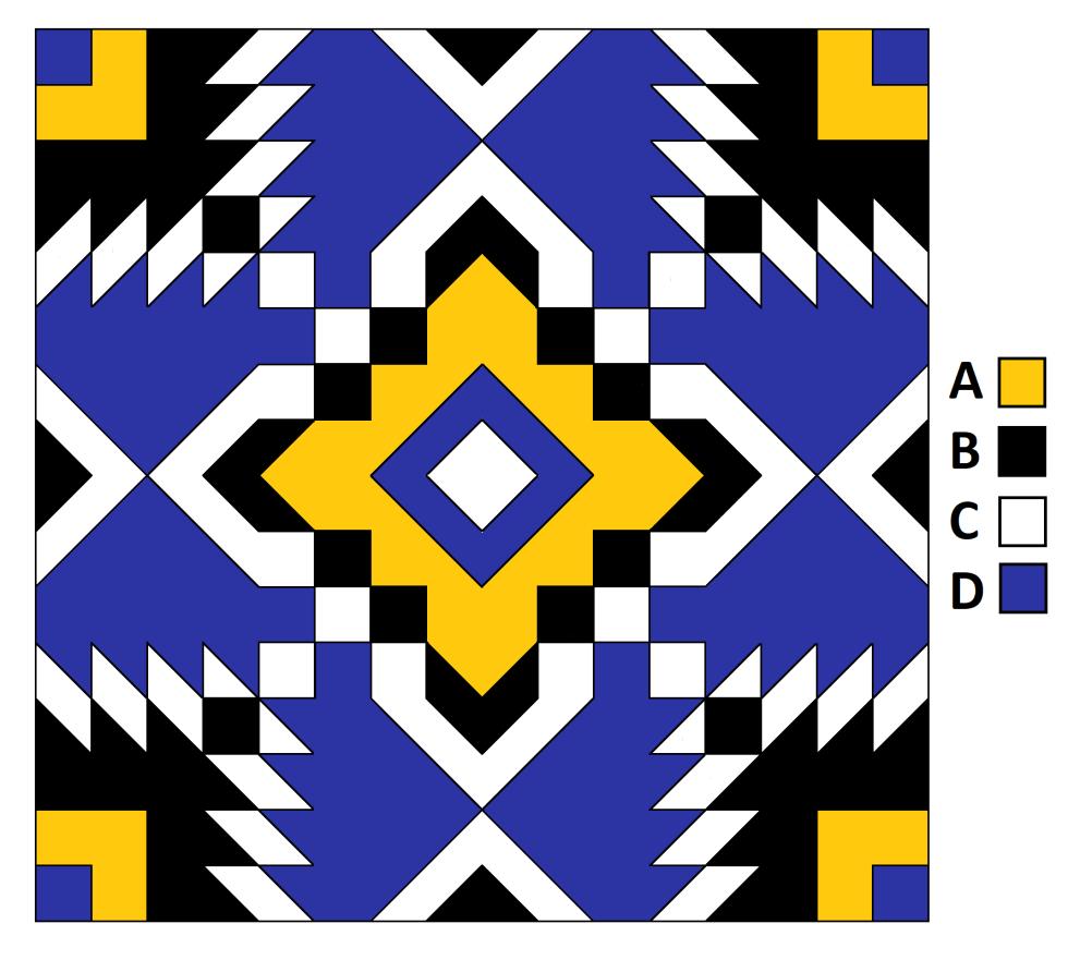 quilt along version