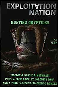 Exploitation Nation #2: Hunting Cryptids