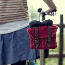 sacoche de vélo au crochet