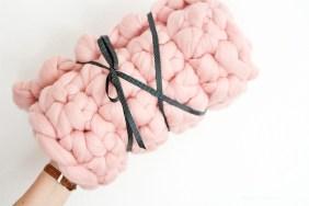 DIY Plaid XL au Crochet