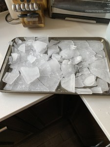 Dad Hack: Fill the Ice Bucket