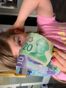 Do you teach your kids about money?
