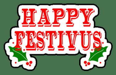 Festivus Day – December 23, 2019