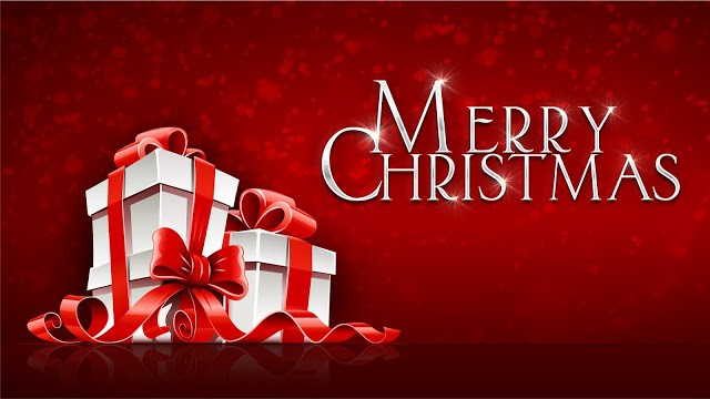 Happy Christmas Day – December 25, 2019
