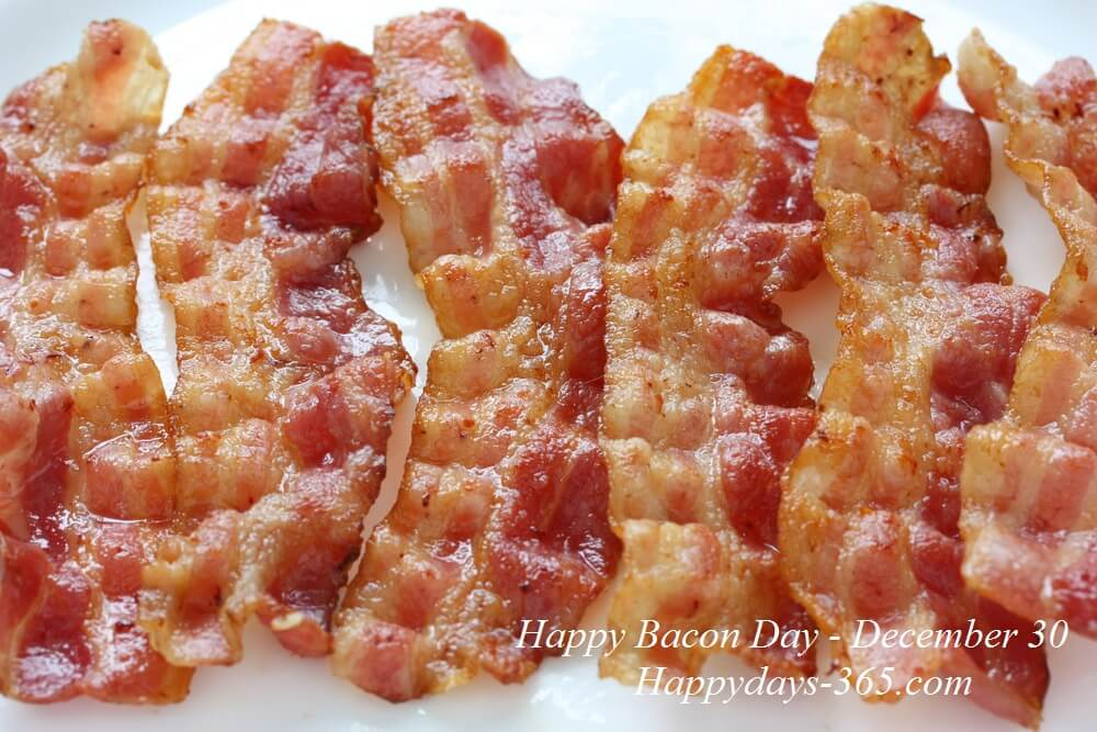 National Bacon Day 2017