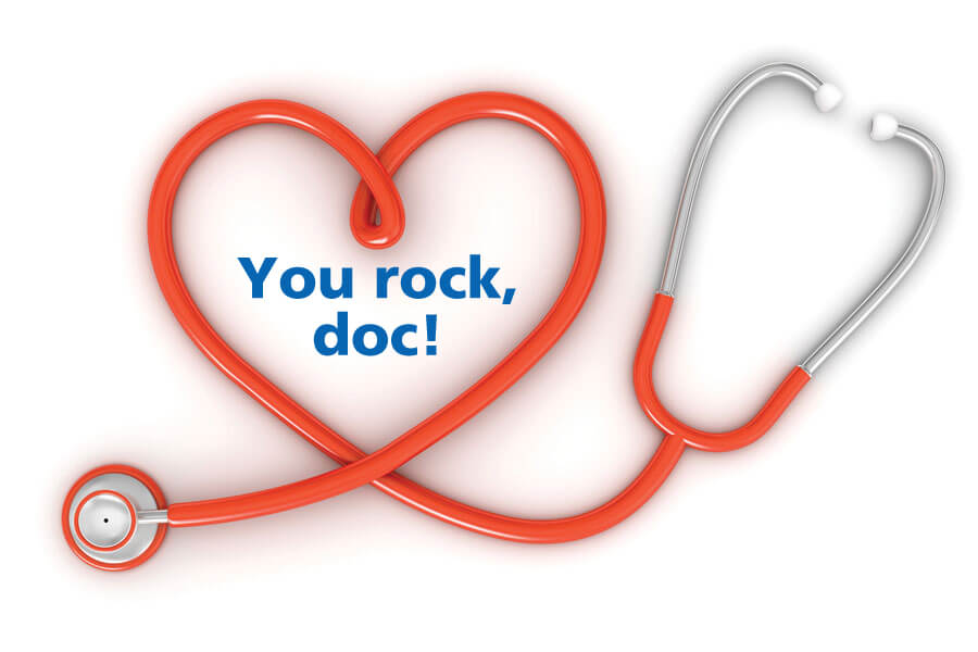 National Doctors Day 2018 - March 30