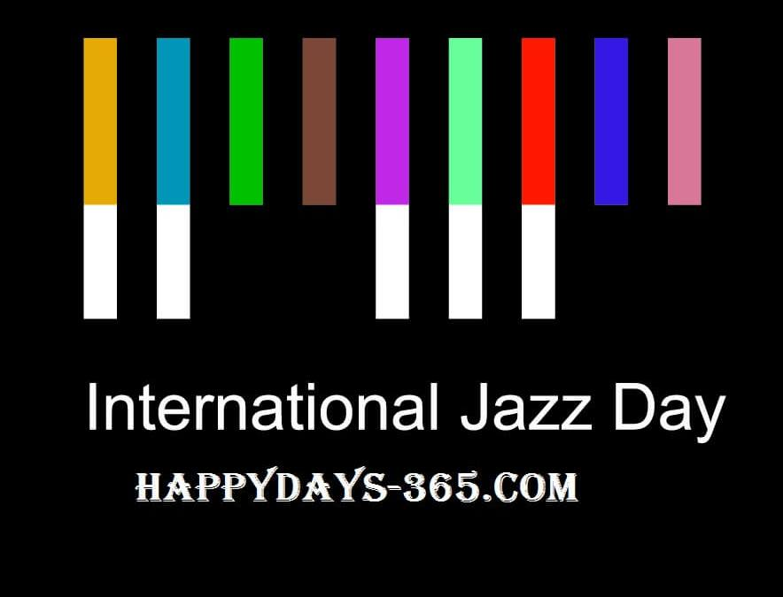 International Jazz Day – April 30, 2020