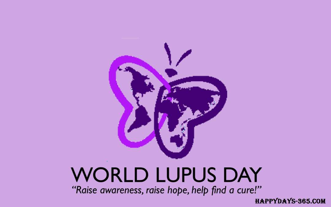 World Lupus Day – May 10, 2020
