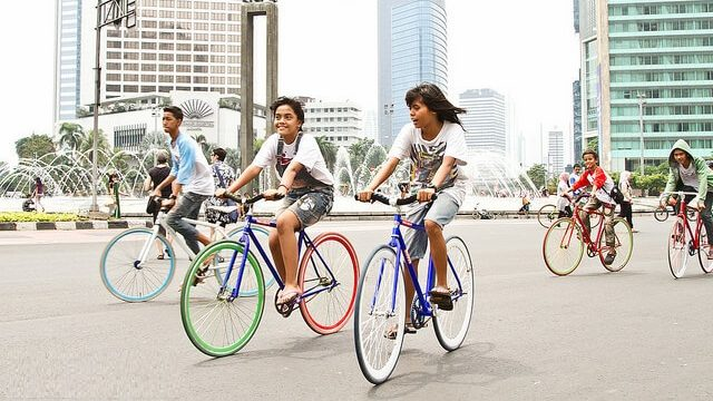 World Car-Free Day – September 22, 2020