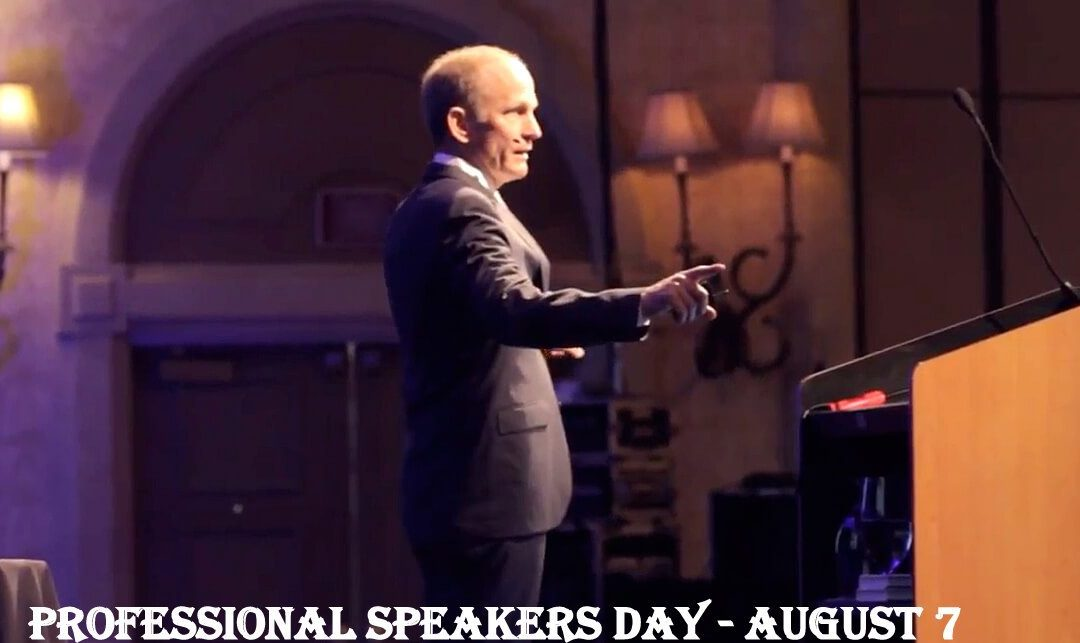 Professional Speakers Day