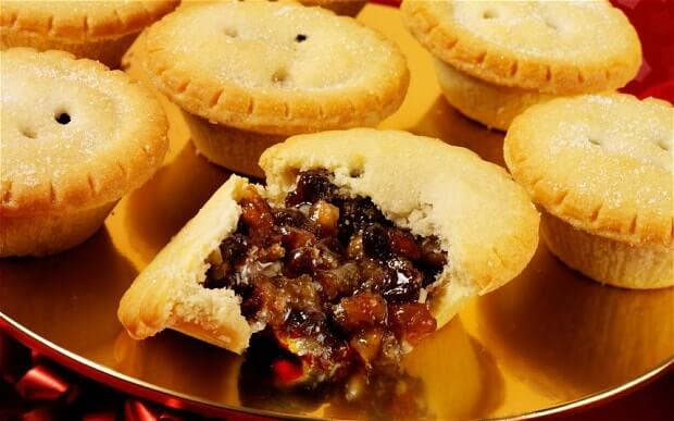 National Mincemeat Pie Day 2017 - October 26