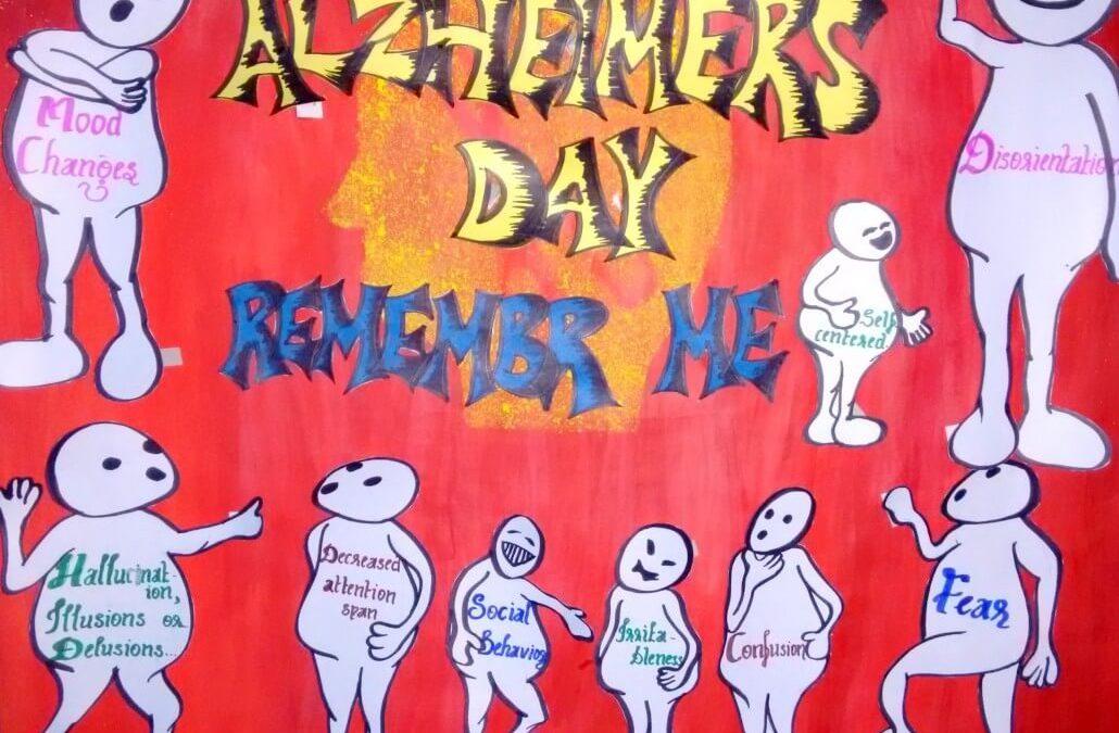 World Alzheimer's Day – September 21, 2020