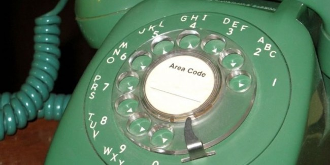 National Area Code Day