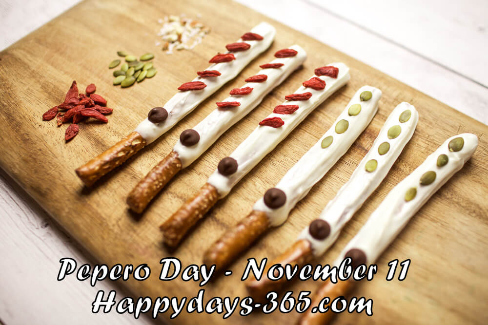 Happy Pepero Day – November 11, 2019