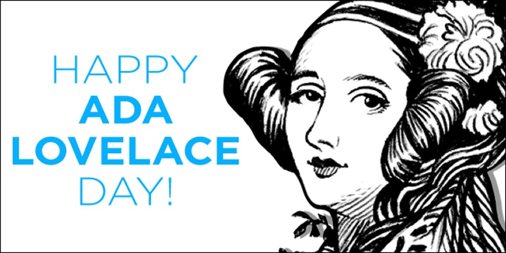 Ada Lovelace Day –  October 6, 2020