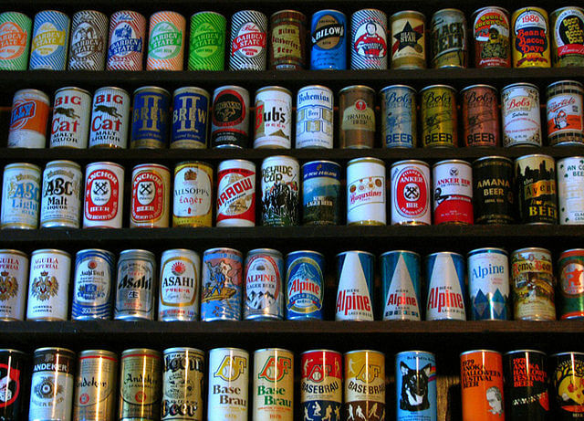 Beer Can Appreciation Day 2018 - January 24