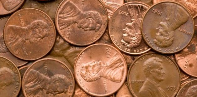 Lost Penny Day – February 12, 2021