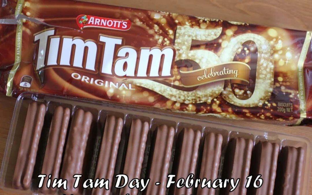 Tim Tam Day