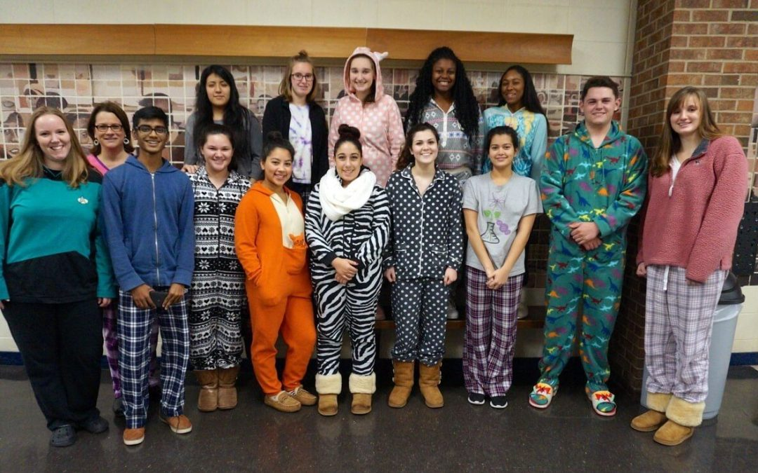 National Wear Your Pajamas To Work Day
