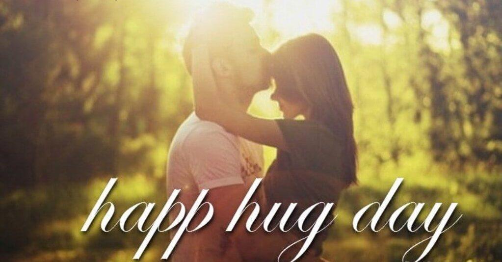 Happy Hug Day – February 12, 2021